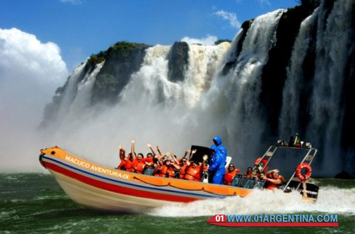 Great adventure boat trip